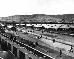 Tanforan Temporary Detention Center